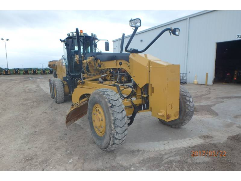 CATERPILLAR NIVELEUSES 160M3AWD equipment  photo 2