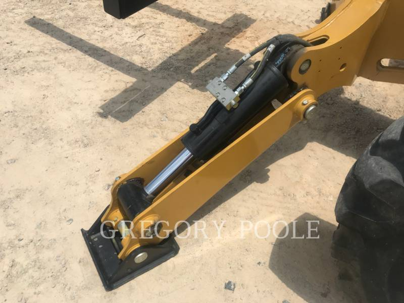 CATERPILLAR TELEHANDLER TL1255D equipment  photo 9