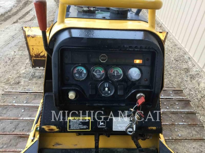 JOHN DEERE TRACK TYPE TRACTORS 450H equipment  photo 11