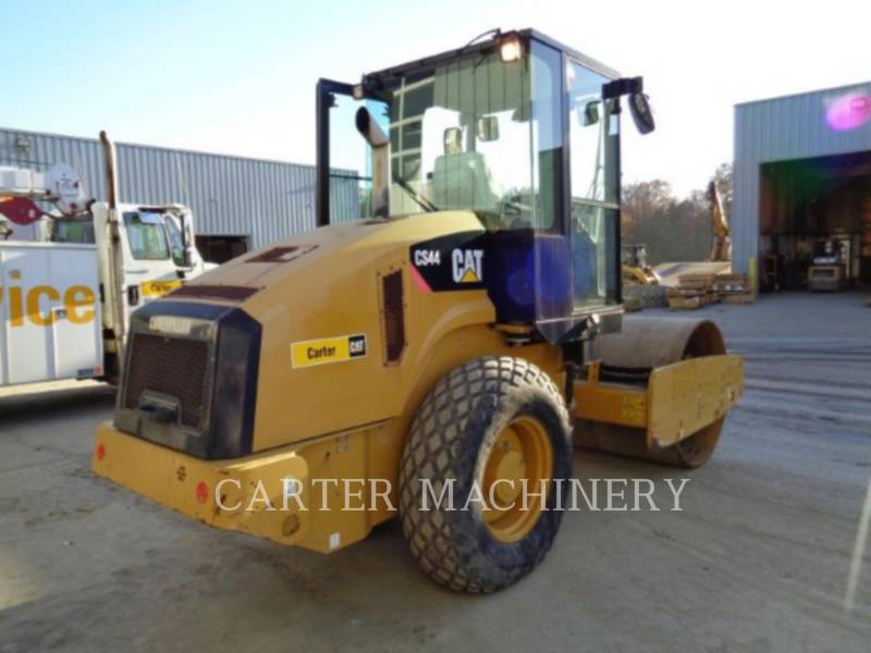 CATERPILLAR COMPACTADORES CS44 AC equipment  photo 4