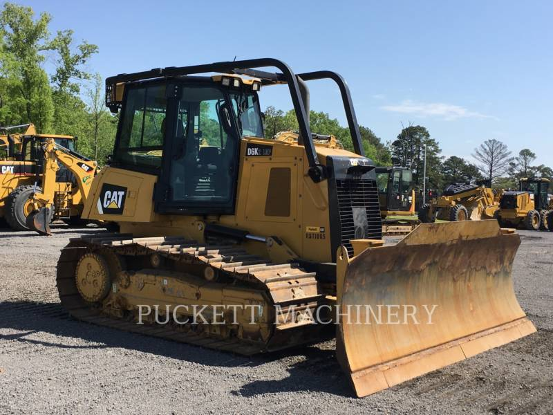 CATERPILLAR TRACTEURS SUR CHAINES D6K2 equipment  photo 6