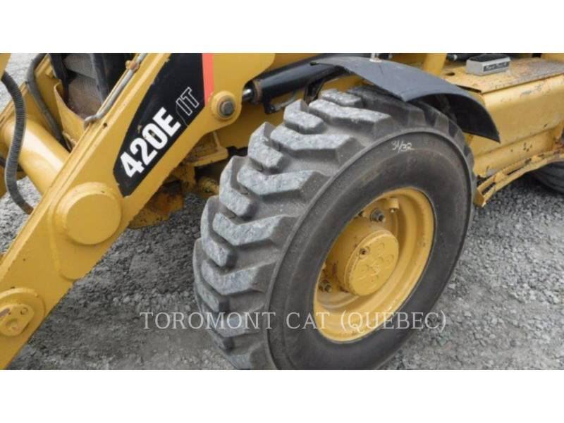 CATERPILLAR BACKHOE LOADERS 420EIT equipment  photo 17