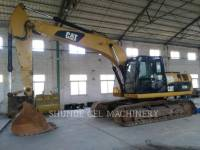 CATERPILLAR ESCAVATORI CINGOLATI 323DL equipment  photo 1