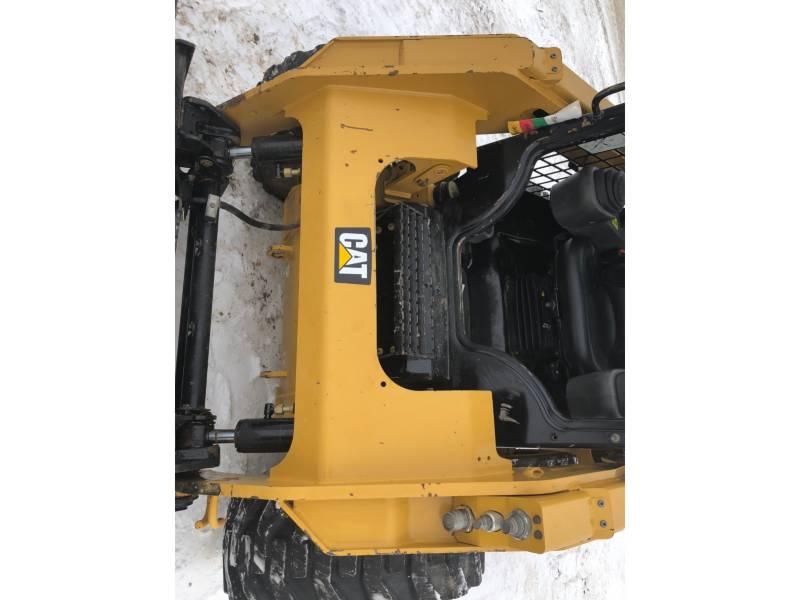 CATERPILLAR SKID STEER LOADERS 236D equipment  photo 18