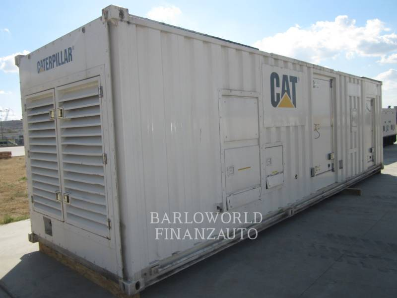 CATERPILLAR POWER MODULES (OBS) 3512B equipment  photo 7