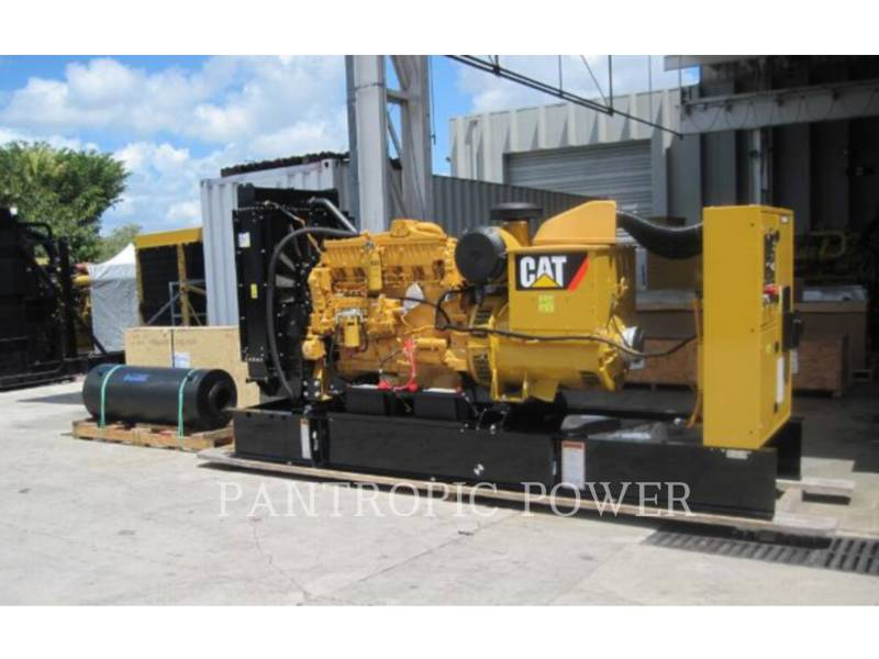 CATERPILLAR 固定式発電装置 3406C equipment  photo 1