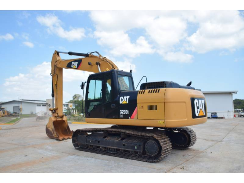 CATERPILLAR トラック油圧ショベル 320 D 2 GC equipment  photo 3