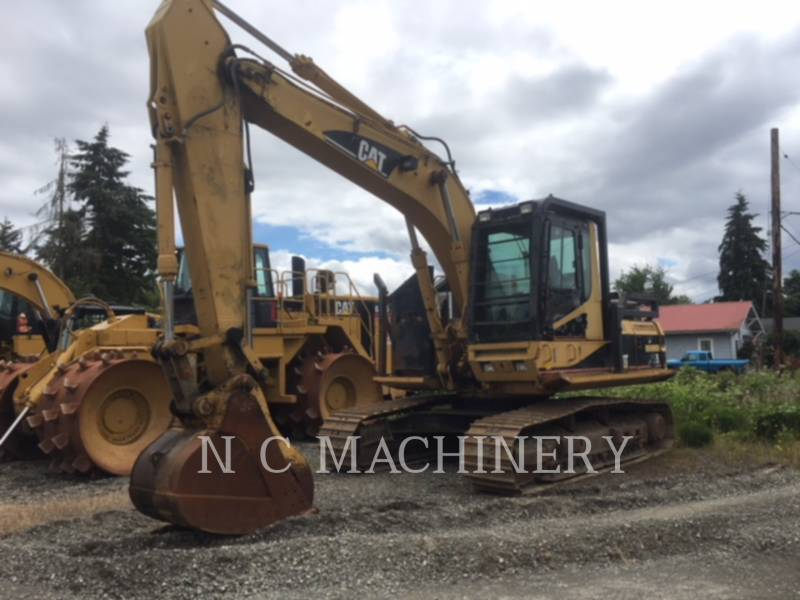 CATERPILLAR EXCAVADORAS DE CADENAS 325BL equipment  photo 12