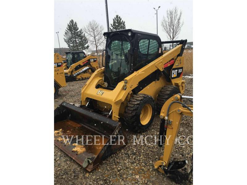CATERPILLAR SKID STEER LOADERS 262D C3-H2 equipment  photo 5