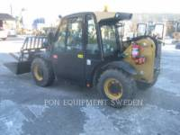 CATERPILLAR TELEHANDLER TH 255 equipment  photo 4