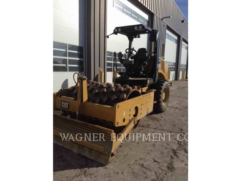 CATERPILLAR COMPACTADORES CP44B equipment  photo 1