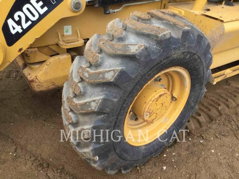 CATERPILLAR BACKHOE LOADERS 420EIT equipment  photo 13
