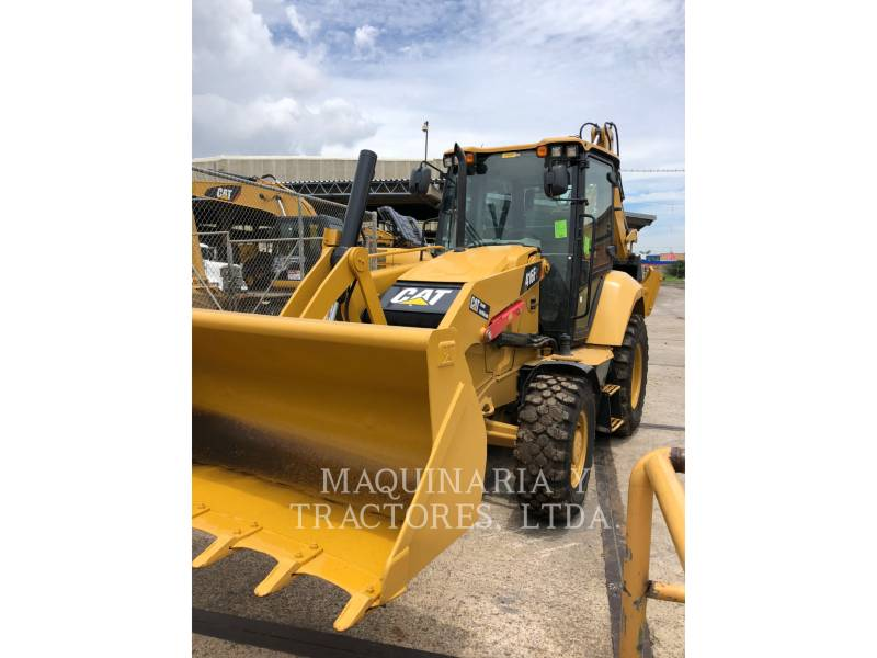 CATERPILLAR BACKHOE LOADERS 416F2STLRC equipment  photo 6