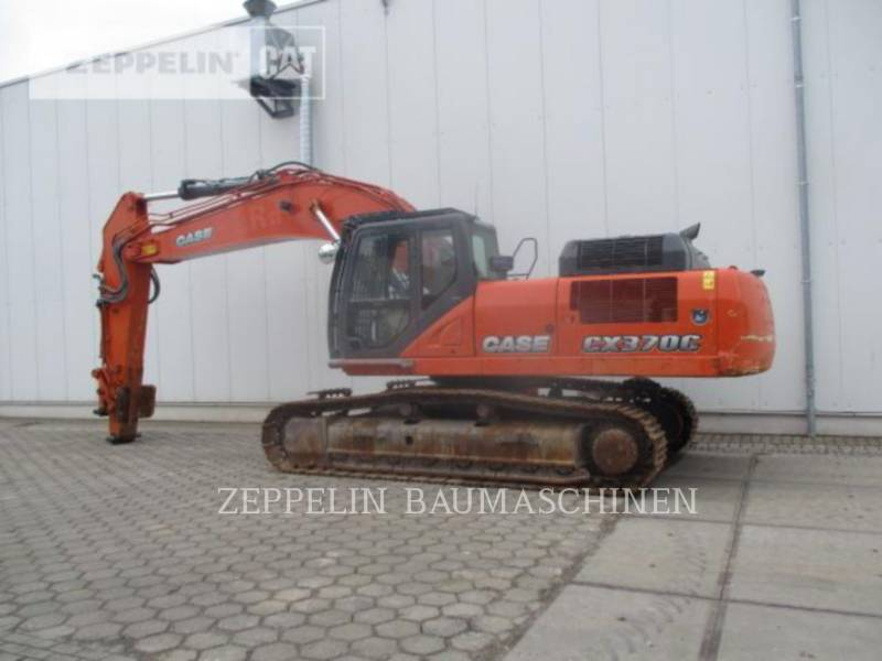 CASE TRACK EXCAVATORS CX370C equipment  photo 6