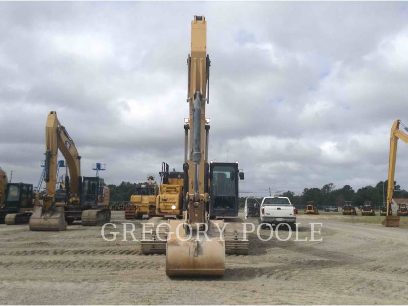 CATERPILLAR PELLES SUR CHAINES 329FL equipment  photo 5