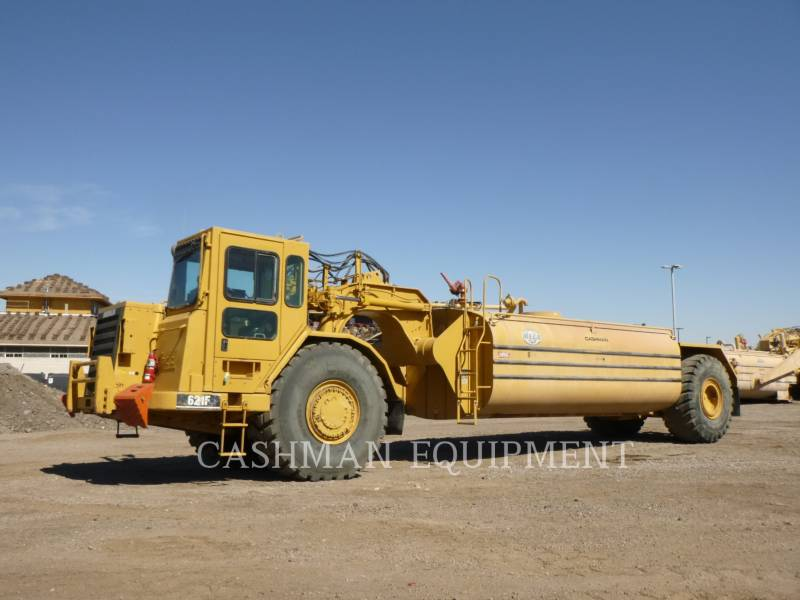 CATERPILLAR WHEEL TRACTOR SCRAPERS 621F equipment  photo 1
