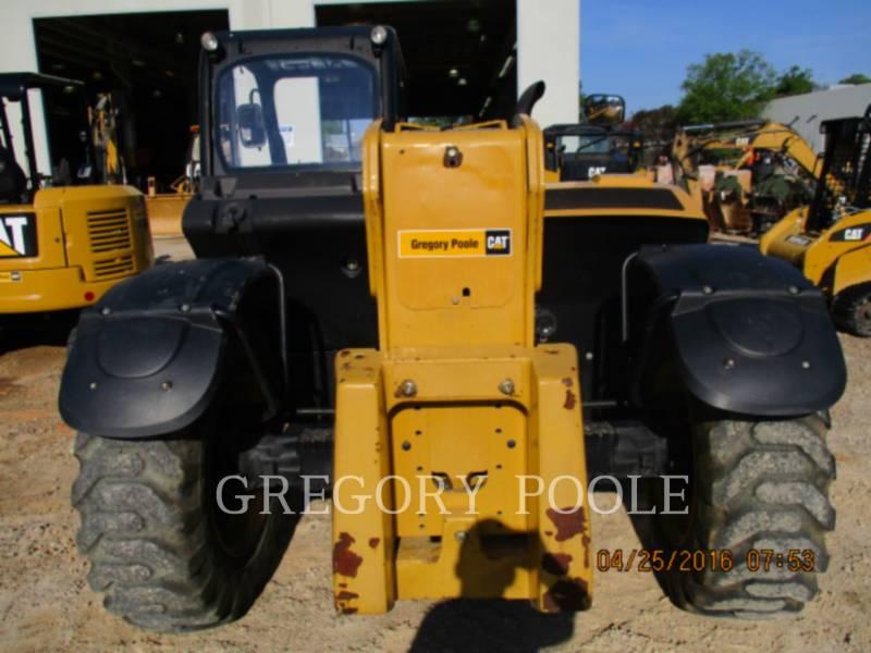 CATERPILLAR TELEHANDLER TH407 equipment  photo 9