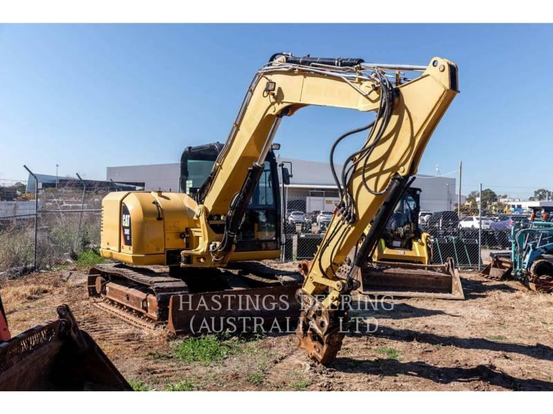 CATERPILLAR TRACK EXCAVATORS 308E CR SB equipment  photo 2