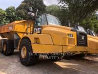 Equipment photo CATERPILLAR 745C DUMPER ARTICOLATI 1