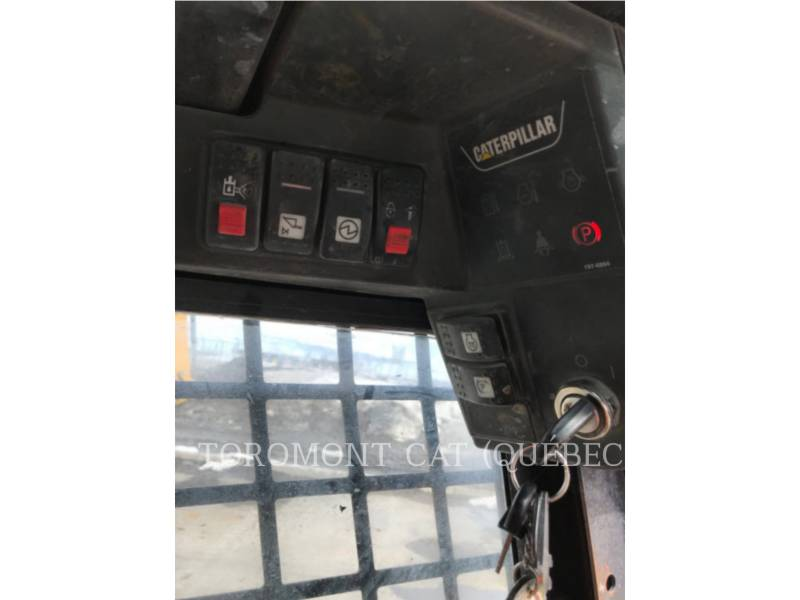 CATERPILLAR CHARGEURS COMPACTS RIGIDES 252B equipment  photo 11