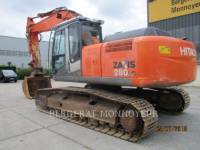 HITACHI TRACK EXCAVATORS ZX280LC equipment  photo 2