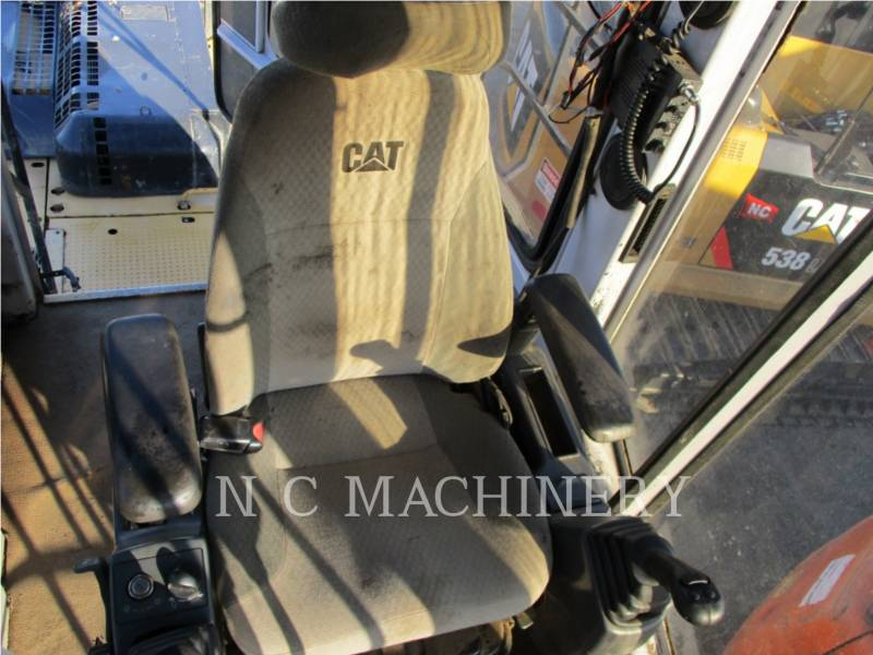CATERPILLAR MASZYNA LEŚNA 330DFMLLA equipment  photo 7