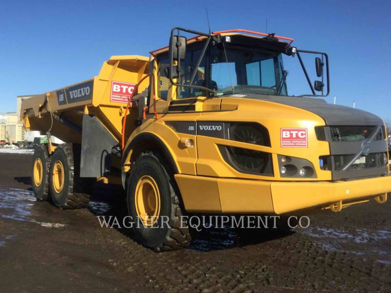 VOLVO CONSTRUCTION EQUIPMENT KNICKGELENKTE MULDENKIPPER A30G equipment  photo 4