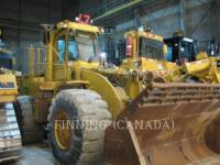 CATERPILLAR CARGADORES DE RUEDAS 980C equipment  photo 2