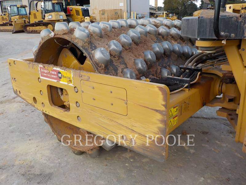 CATERPILLAR EINZELVIBRATIONSWALZE, BANDAGE CP56B equipment  photo 16