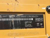 CATERPILLAR TRACTORES DE CADENAS D8T SU equipment  photo 6