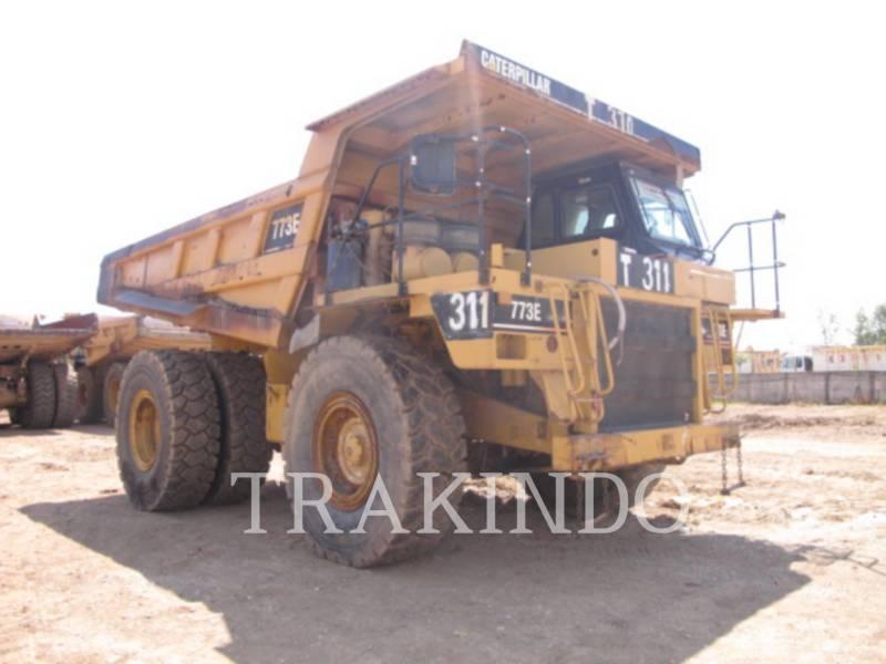 CATERPILLAR MULDENKIPPER 773E equipment  photo 4