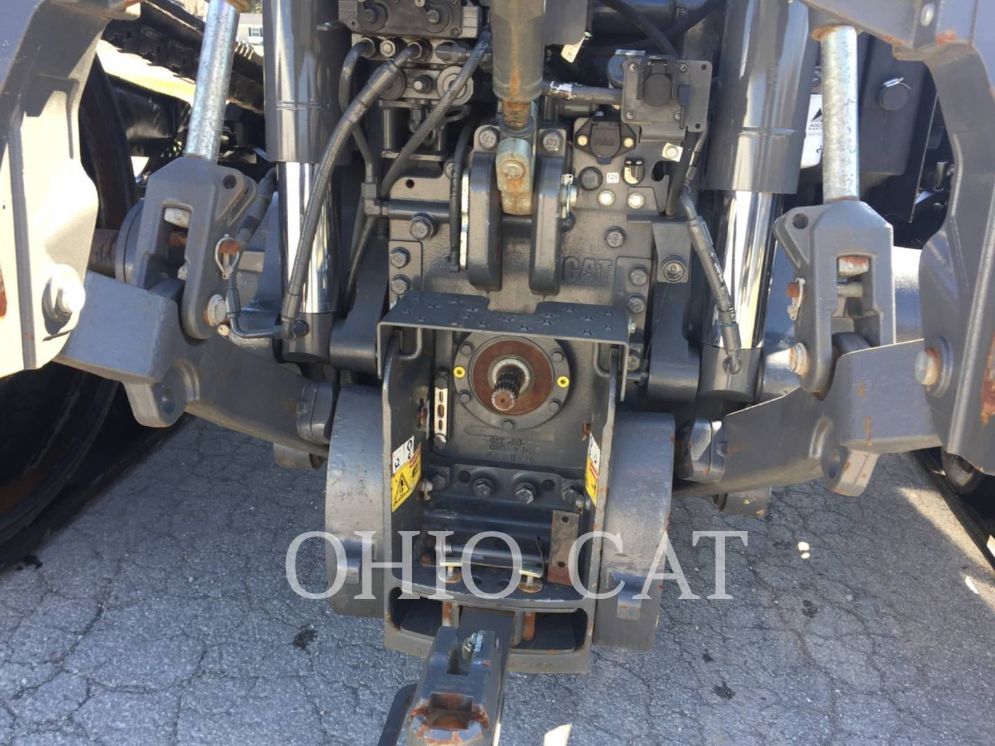 Detail photo of 2013 Challenger MT765D from Construction Equipment Guide