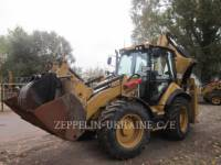 Equipment photo CATERPILLAR 444F RETROESCAVADEIRAS 1