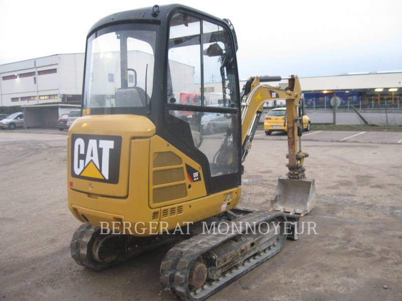 CATERPILLAR KETTEN-HYDRAULIKBAGGER 302.4D equipment  photo 3