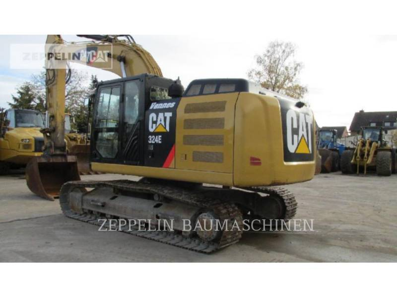 CATERPILLAR KOPARKI GĄSIENICOWE 324ELN equipment  photo 3