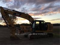 CATERPILLAR PELLES SUR CHAINES 323F equipment  photo 1