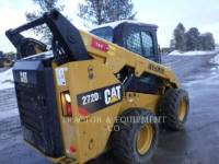 CATERPILLAR SKID STEER LOADERS 272D2 H2CB equipment  photo 6
