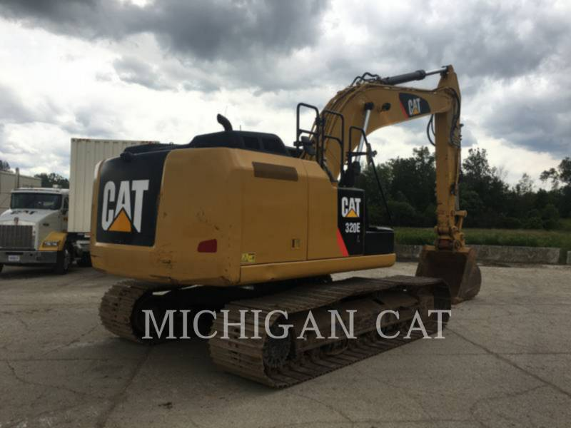 CATERPILLAR TRACK EXCAVATORS 320EL P equipment  photo 4
