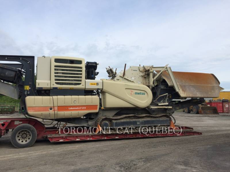 METSO TRITURADORES LT1213 equipment  photo 2