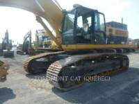 Equipment photo CATERPILLAR 345DLVG PELLES SUR CHAINES 1