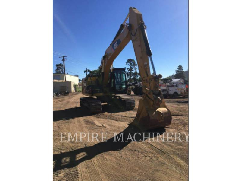 CATERPILLAR PELLES SUR CHAINES 320ELRR equipment  photo 3