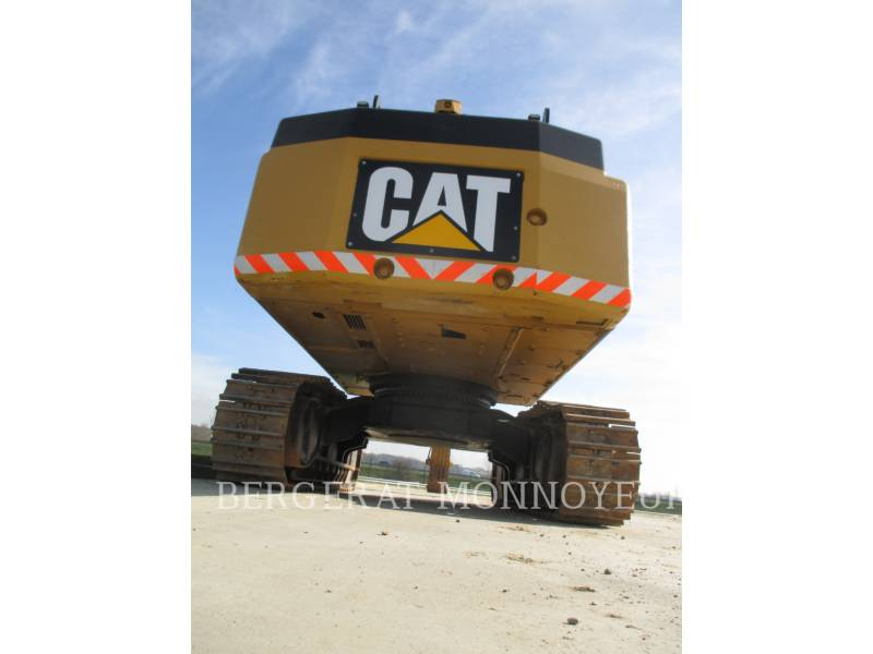 CATERPILLAR KETTEN-HYDRAULIKBAGGER 345D equipment  photo 2