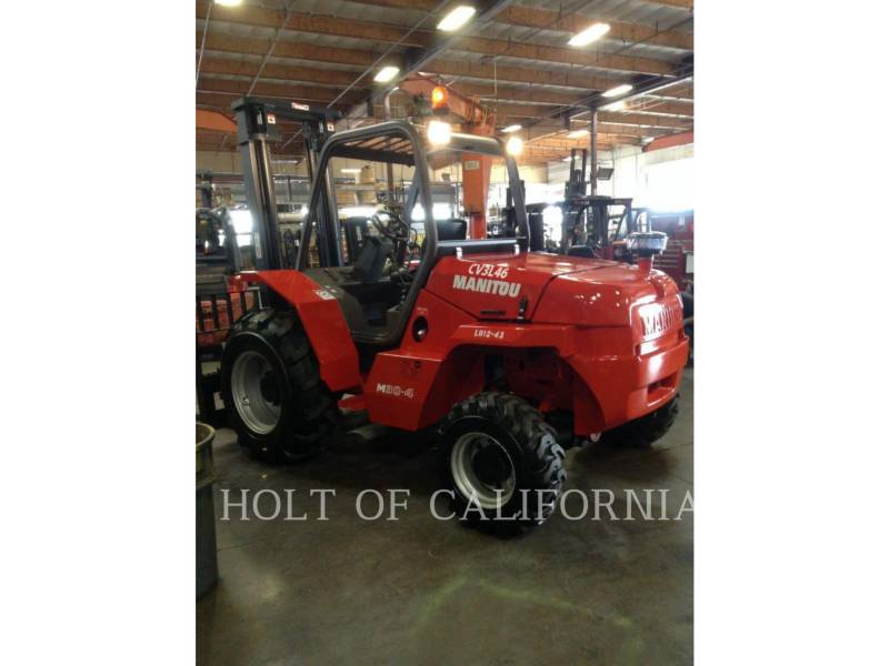K-D MANITOU INC. FORKLIFTS M30-4T equipment  photo 4