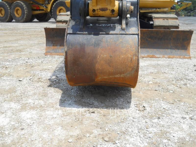 CATERPILLAR TRACK EXCAVATORS 307E equipment  photo 10