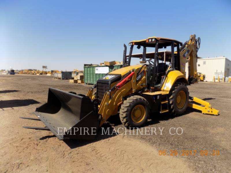 CATERPILLAR CHARGEUSES-PELLETEUSES 420F2 equipment  photo 4