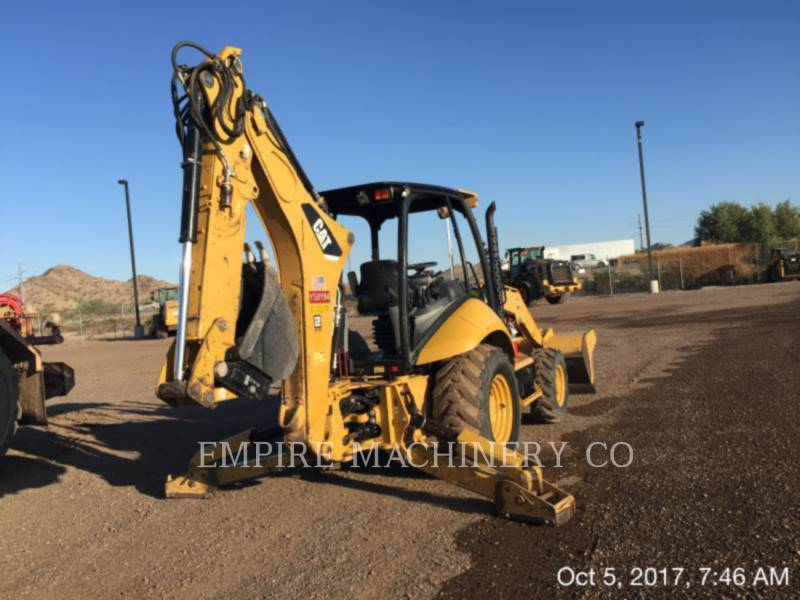 CATERPILLAR BACKHOE LOADERS 420F 4EO P equipment  photo 2
