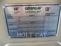 CATERPILLAR MOTOR GRADERS 140HNA equipment  photo 9