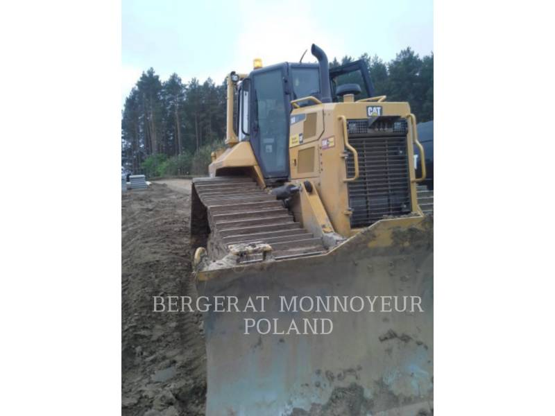 CATERPILLAR KETTENDOZER D 6 N LGP equipment  photo 2