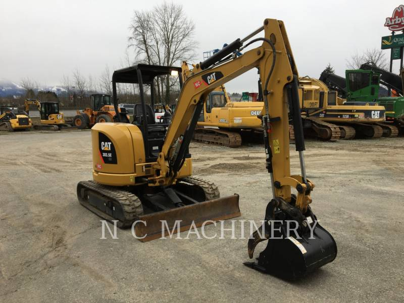 CATERPILLAR EXCAVADORAS DE CADENAS 303.5ECRCN equipment  photo 5
