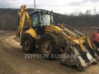 NEW HOLLAND LTD. BAGGERLADER B115B equipment  photo 2